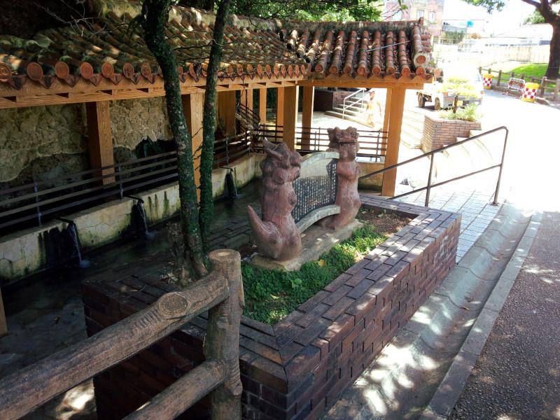 ウッカガー(金武大川)