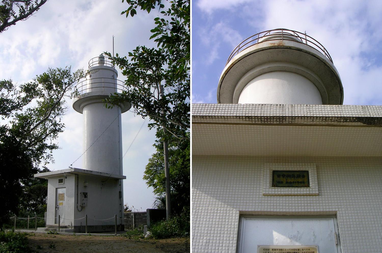 古宇利島灯台