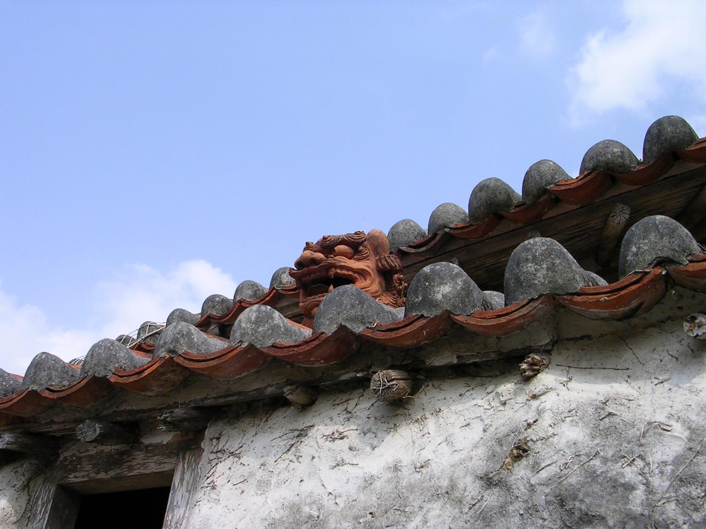 壺屋のチブルシーサー